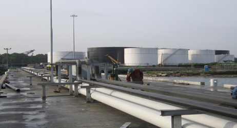 Steel Storage Tanks and Pipelines « TAMPA TANK INC